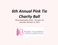 6th Annual Pink Tie Charity Ball