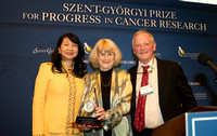 NFCR 2016 Szent-Györgyi Prize Dinner and Award Ceremony at The National Press Club