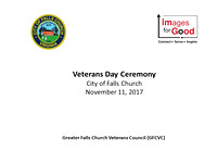 2017-11-11 Veterans Day -- City of Falls Church